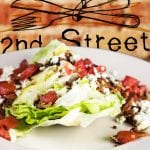 1 4 Wedge Salad Delicious