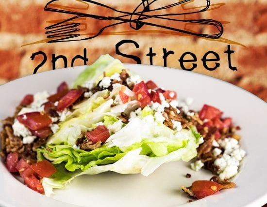 1 4 Wedge Salad Delicious