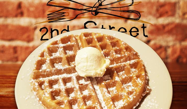Belgian Waffle - 2nd Street Bistro Restaurant FL