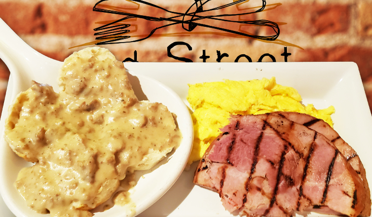 Biscuits and Gravy - 2nd Street Bistro Restaurant FL