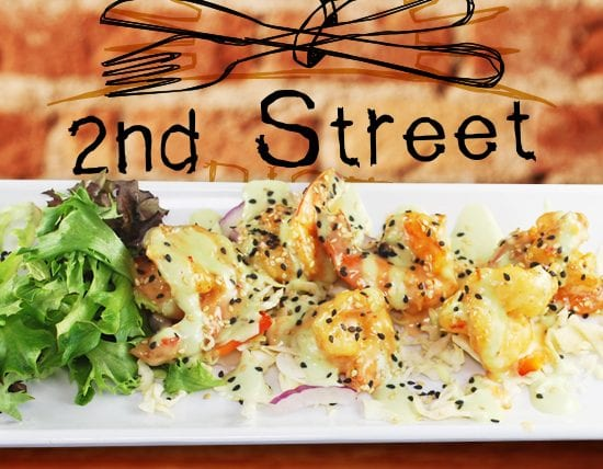 Bistro Bang Shrimp - 2nd Street Bistro