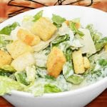 Caesar Salad Bowl 2nd Street Bistro