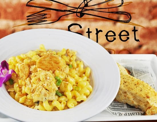Chicken Mac - 2nd Street Bistro