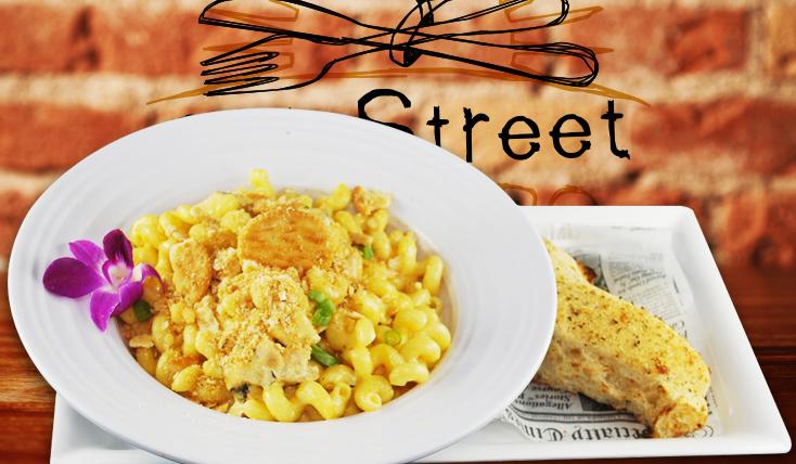 Chicken Mac - 2nd Street Bistro