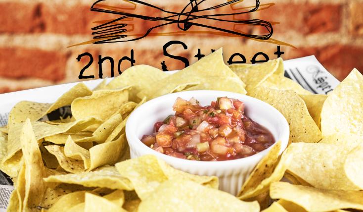 Chips and Salsa - 2nd Street Bistro Restaurant FL