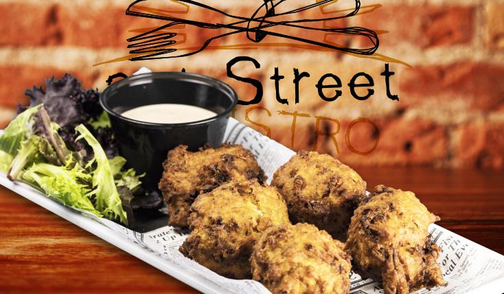 Conch Fritters - 2nd Street Bistro Restaurant FL