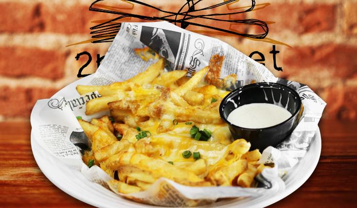 Creek Fries - 2nd Street Bistro Restaurant FL