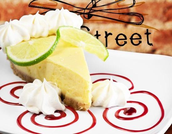 Key Lime Pie - 2nd Street Bistro
