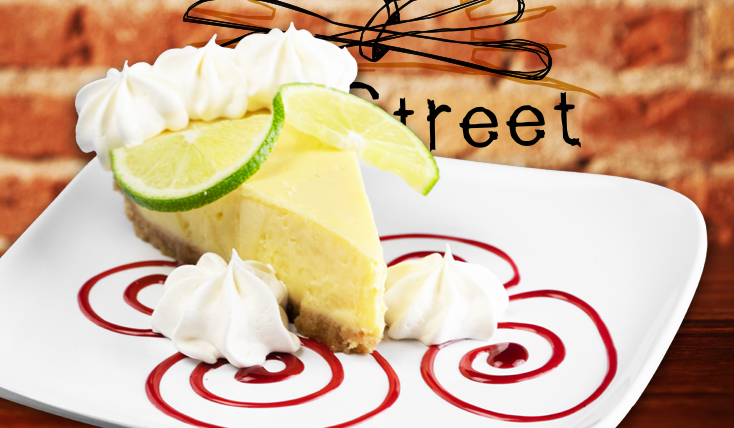 Key Lime Pie - 2nd Street Bistro