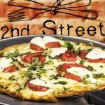 2nd Street Bistro Margherita Pizza