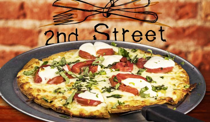 2nd Street Bistro Margherita Pizza