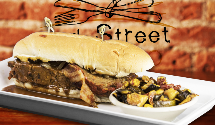 Meatloaf Sandwich Florida's Best Restaurant