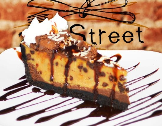 Peanut Butter Pie from 2nd Street Bistro