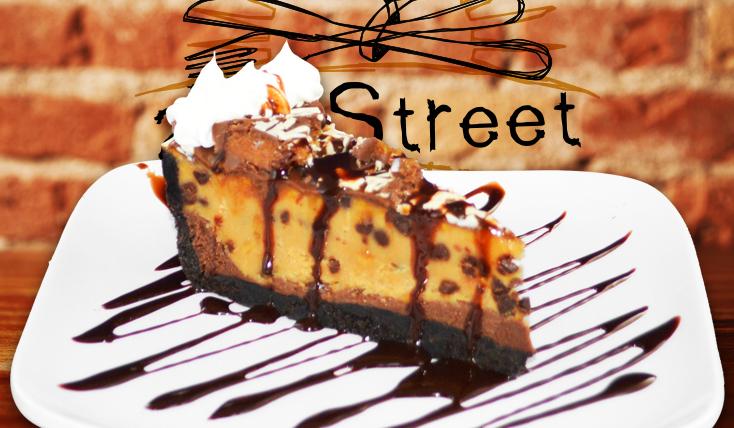 Peanut Butter Pie from 2nd Street Bistro