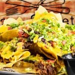 Pulled Pork Nachos - 2nd Street Bistro