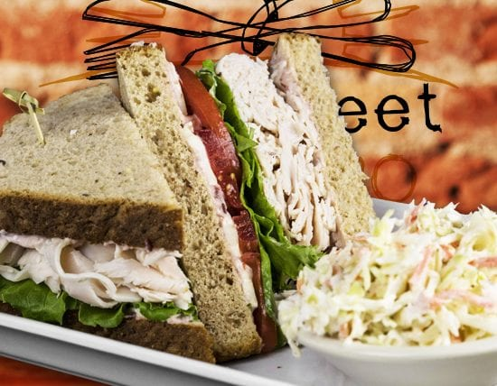 Delicious every day Happy Hour Roasted Turkey