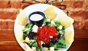 Southwestern Salad Menu 2nd Street Bistro