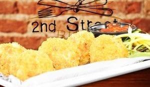 Stuffed Potato Tots - 2nd Street Bistro fl