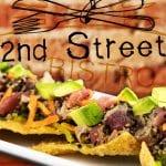 Tuna Nachos - 2nd Street Bistro Restaurant FL