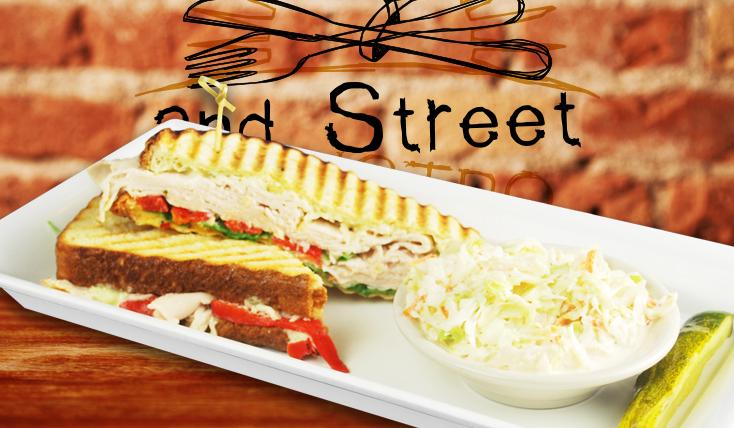different food specials 2nd Street Bistro