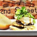 Veggie Burger - 2nd Street Bistro